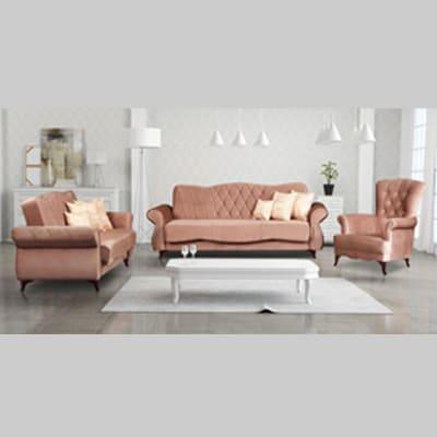 Superb Large Romeo 3 2 1 Seater Sofa Set Black Copy Theyellowbook Wood Chair Design Ideas Theyellowbookinfo