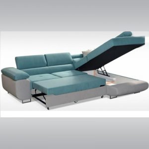 Shannon Corner Sofa Bed