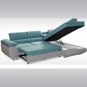 Nav Corner Sofa Bed