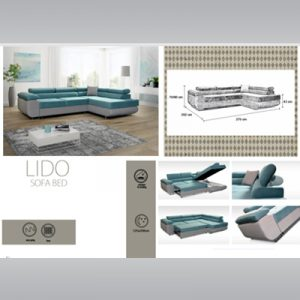 Shannon 3+2 Seater Sofa