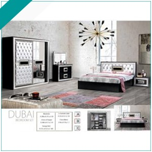 Dubai Bedroom Set