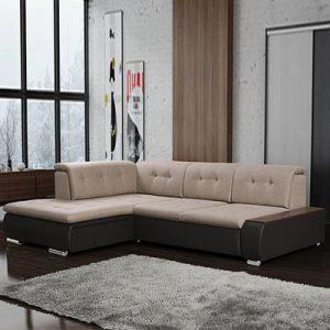 Togo Corner Sofa Bed