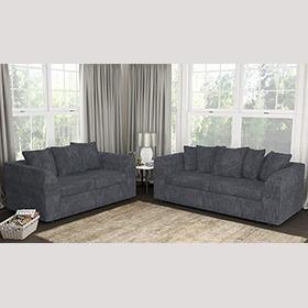 Jumbo Cord 3+2 Seater Sofa