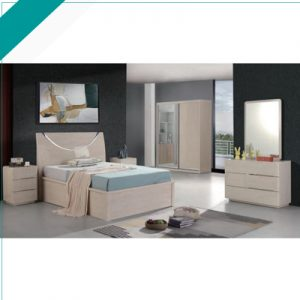 Half Moon Bedroom Set