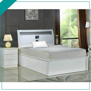 Rugby Gloss Bed