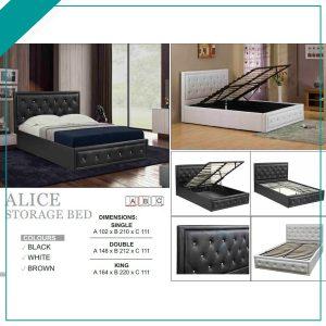 Alice Storage Bed