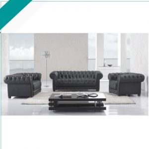 Chesterfield 3+2+1 Sofa Set