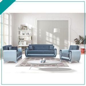 Lincoln 3+2+1 sofa