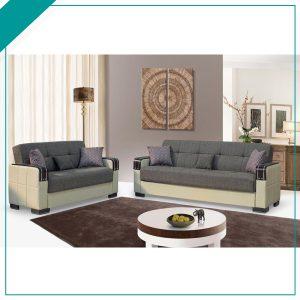 Malta 3+2 sofa bed