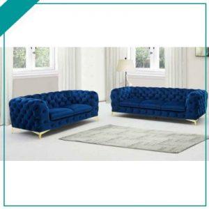 Nicole Chesterfield sofa